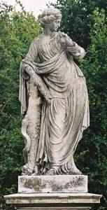 Angerona (Römische Göttin der Verschwiegenheit)